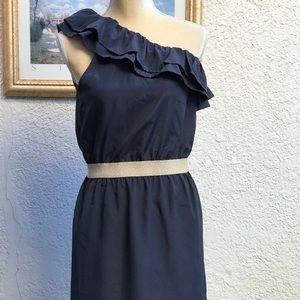 Black Saks Fifth Ave Cocktail Dress, S  L